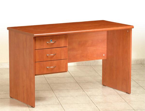 שולחן עבודה ''לילך'' +ארגז מגירות קבוע