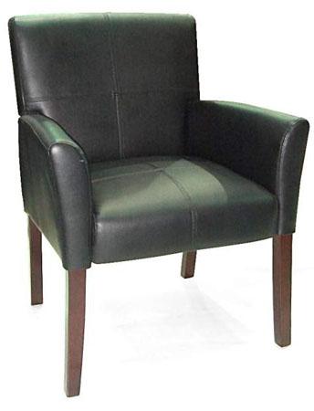 כסא אורח ''דיבאני'' + משענות ידיים