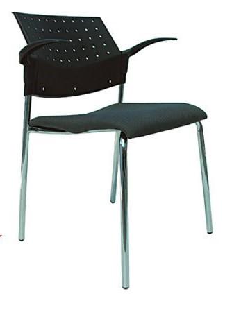 כסא אורח דגם מובי כולל משענות ידיים