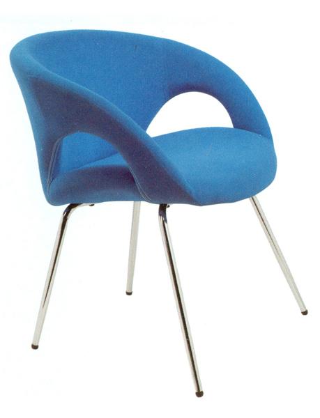 כסא המתנה ''אפרופו'' + משענות ידיים