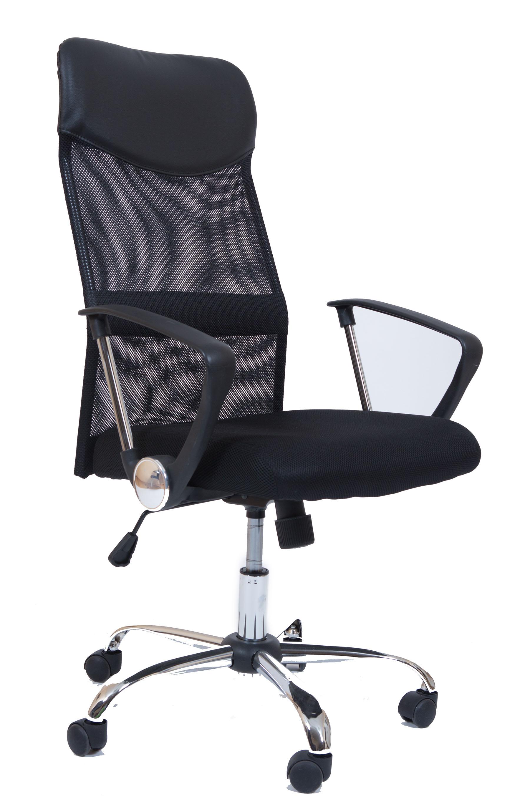 כסא משרדי דגם שירן גב רשת
