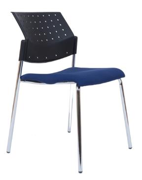 כסא המתנה דגם מיאמי פלסטיק
