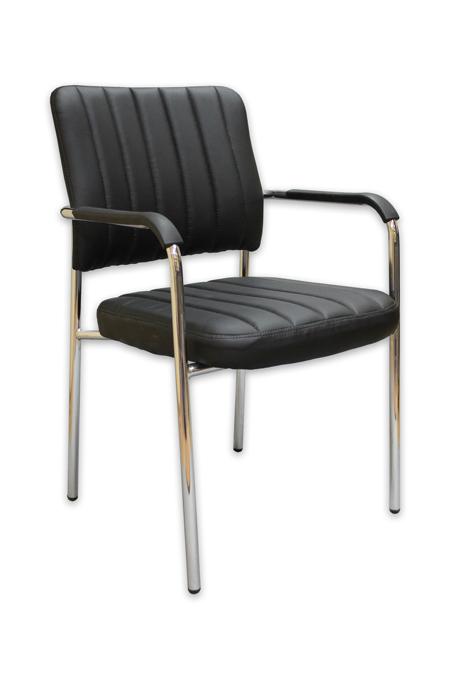"""כסא אורח """" מוריה"""" + ידיות"""