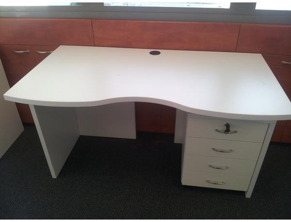 שולחן עבודה ''גלים ''