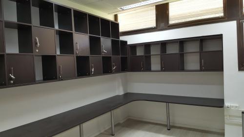 ביצוע חדר סטודנטים במכון ויצמן